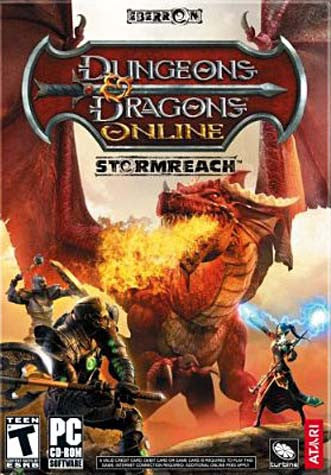 Dungeons & Dragons Online - Stormreach (CD-ROM) (PC) PC Game