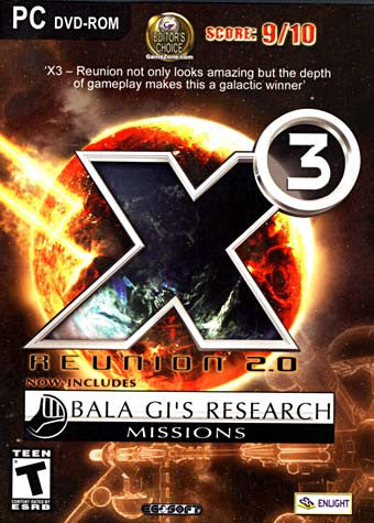 X3 -The Reunion 2.0 (PC) PC Game