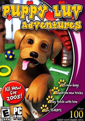 Puppy Luv Adventures (Limit 1 copy per client) (PC)