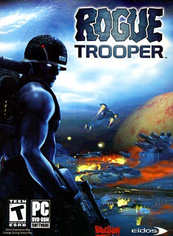 Rogue Trooper (PC DVD) (PC) PC Game