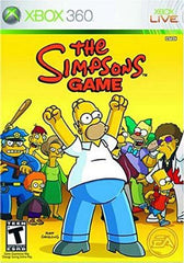 The Simpsons Game (XBOX360)