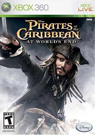 Pirates of the Caribbean - At World's End (XBOX360) XBOX360 Game