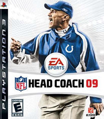 NFL Head Coach 09 (PLAYSTATION3)