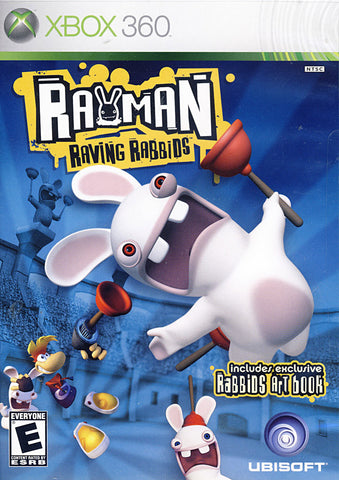 Rayman Raving Rabbids (XBOX360) XBOX360 Game