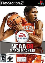 NCAA March Madness 08 (PLAYSTATION2)