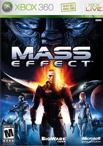 Mass Effect (French Version Only) (XBOX360) XBOX360 Game