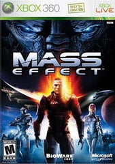 Mass Effect (French Version Only) (XBOX360)