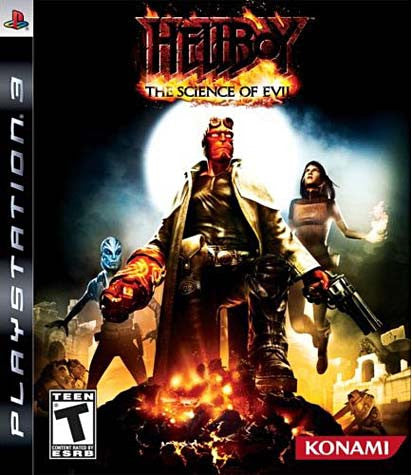 Hellboy - The Science Of Evil (PLAYSTATION3) PLAYSTATION3 Game