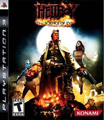 Hellboy - The Science Of Evil (PLAYSTATION3)