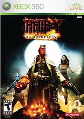 Hellboy - The Science Of Evil (XBOX360)