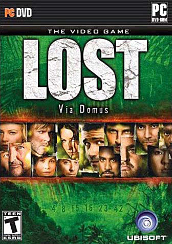 Lost - Via Domus (DVD) (Limit 1 copy per client) (PC) PC Game