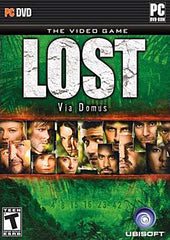 Lost - Via Domus (DVD) (Limit 1 copy per client) (PC)