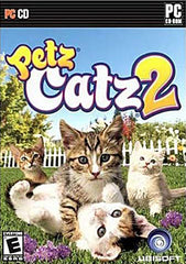 Petz Catz 2 (Limit 1 copy per client) (PC)