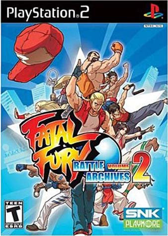 Fatal Fury Battle Archives Vol 2 (PLAYSTATION2) PLAYSTATION2 Game