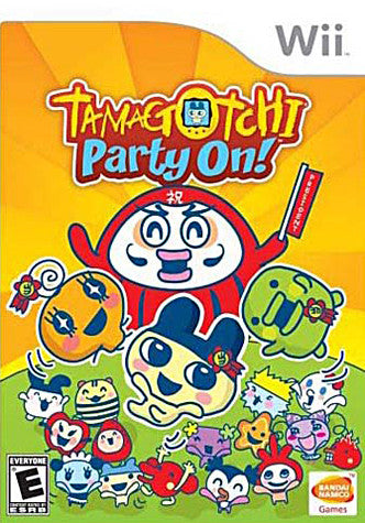 Tamagotchi - Party On! (NINTENDO WII) NINTENDO WII Game