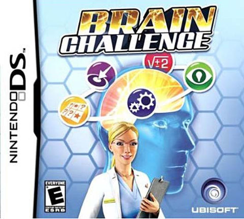 Brain Challenge (DS) DS Game