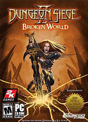 Dungeon Siege 2 - Broken World Expansion Pack (PC)
