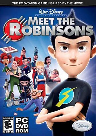 Meet the Robinsons (PC) PC Game
