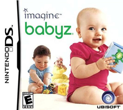 Imagine - Babyz (DS) DS Game