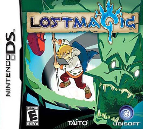 Lost Magic (DS) DS Game
