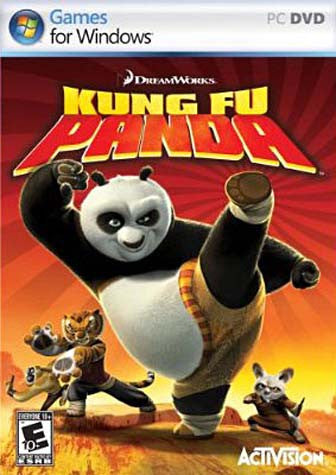 Kung Fu Panda (PC) PC Game