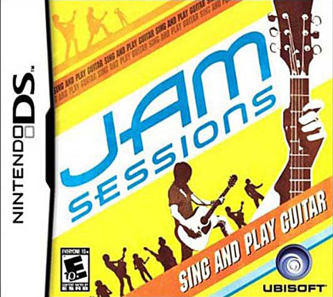 Jam Sessions (DS) DS Game