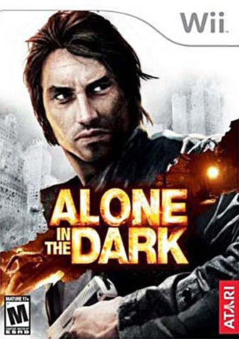 Alone in the Dark (Bilingual Cover) (NINTENDO WII) NINTENDO WII Game