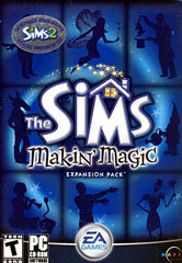 The Sims Makin' Magic Expansion Pack (PC)