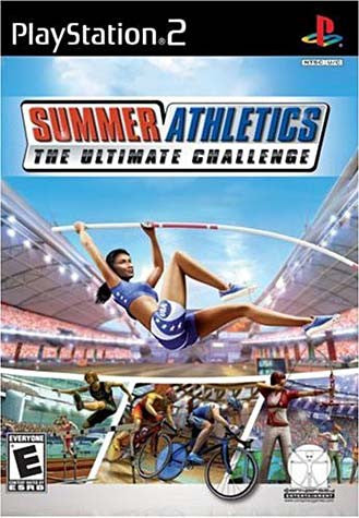 Summer Athletics - The Ultimate Challenge (PLAYSTATION2) PLAYSTATION2 Game