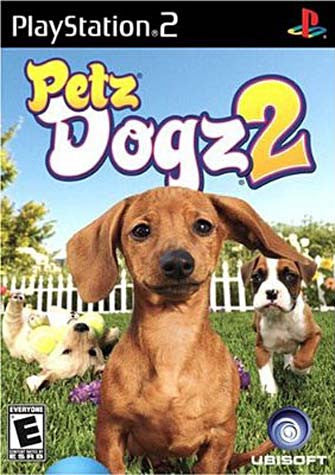 Petz Dogz 2 (Bilingual Cover) (PLAYSTATION2) PLAYSTATION2 Game