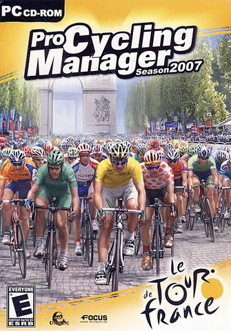 Pro Cycling Manager Season 2007 (French and English Version) (PC) PC Game