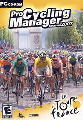 Pro Cycling Manager Season 2007 (French and English Version) (PC)