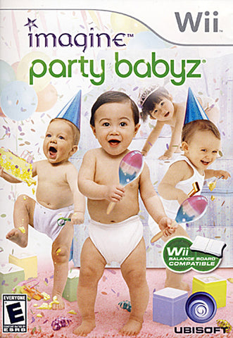 Imagine - Party Babyz (NINTENDO WII) NINTENDO WII Game