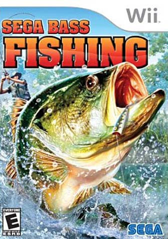 Sega Bass Fishing (NINTENDO WII) NINTENDO WII Game