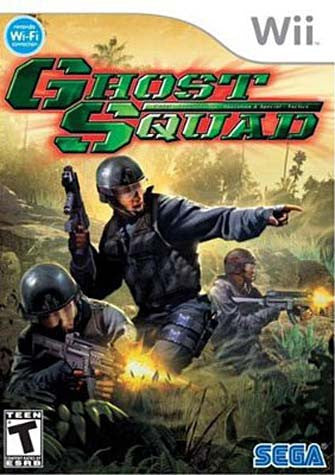 Ghost Squad (NINTENDO WII) NINTENDO WII Game