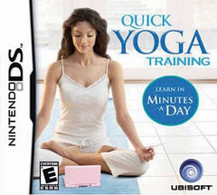 Quick Yoga Training (DS)