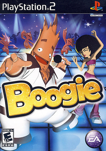 Boogie (Limit 1 copy per client) (PLAYSTATION2) PLAYSTATION2 Game