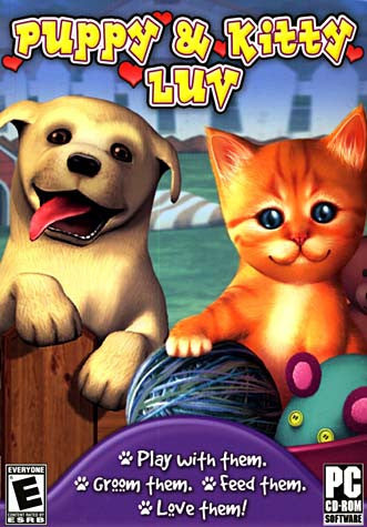 Puppy & Kitty Luv (PC) PC Game