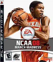 NCAA March Madness 08 (PLAYSTATION3)