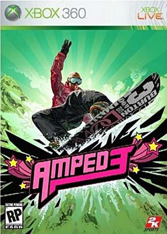 Amped 3 (XBOX360) XBOX360 Game