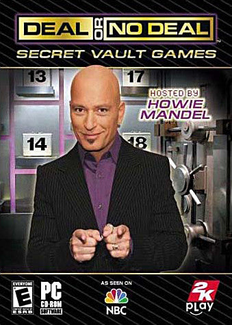 Deal or No Deal - Secret Vault Games (PC) PC Game