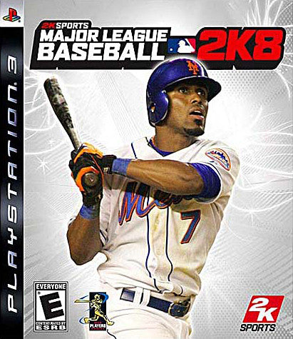 Major League Baseball 2K8 (PLAYSTATION3) PLAYSTATION3 Game