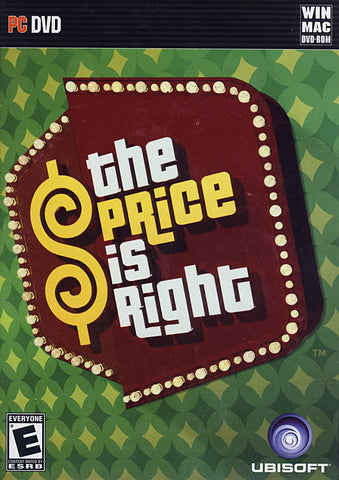 The Price is Right (PC / MAC Edition) (Limit 1 copy per client) (PC) PC Game