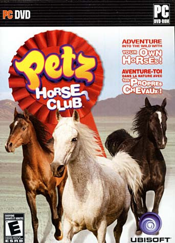 Petz Horse Club (PC) PC Game