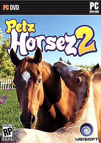 Petz Horsez 2 (PC) PC Game