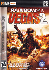 Tom Clancy's - Rainbow Six Vegas 2 (PC)