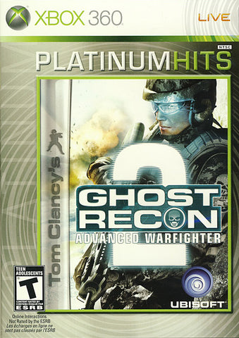 Tom Clancy's Ghost Recon Advanced Warfighter 2 (XBOX360) XBOX360 Game