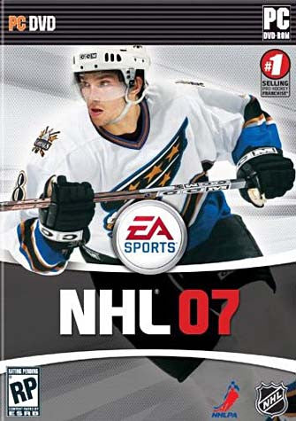 NHL 07 (Limit 1 copy per client) (PC) PC Game