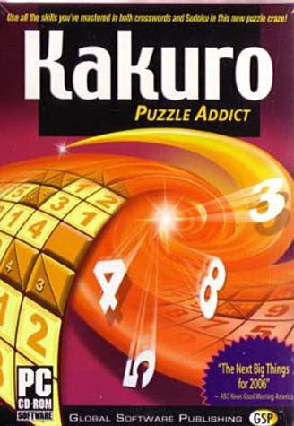 Kakuro Puzzle Addict (PC) PC Game