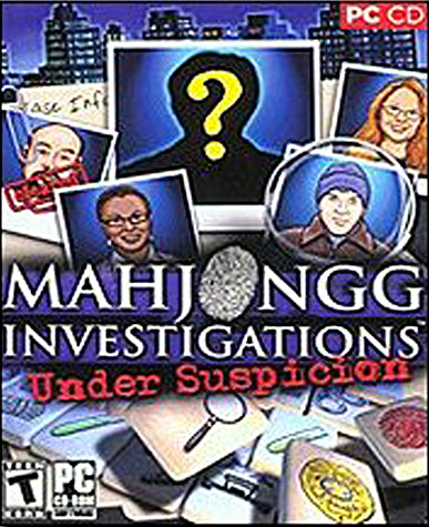 Mahjongg Investigations - Under Suspicion (PC) PC Game